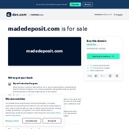 madedeposit.com